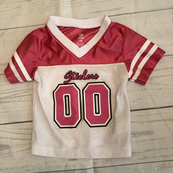 9129c13cae26a NFL Shirts & Tops   Toddler Steeler Jersey   Poshmark